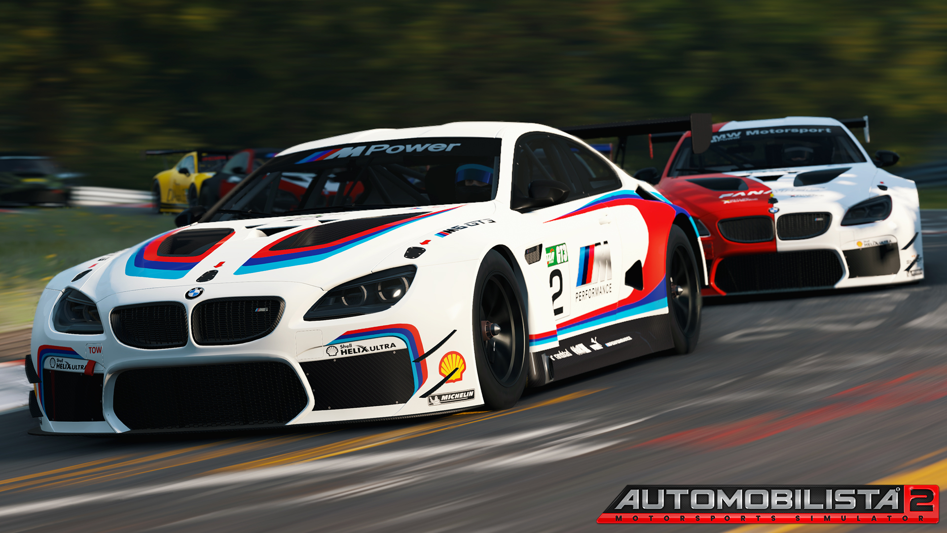Automobilista 2 v1.0.6.0 Now Available, Adds BMW M6, Improves A.I.