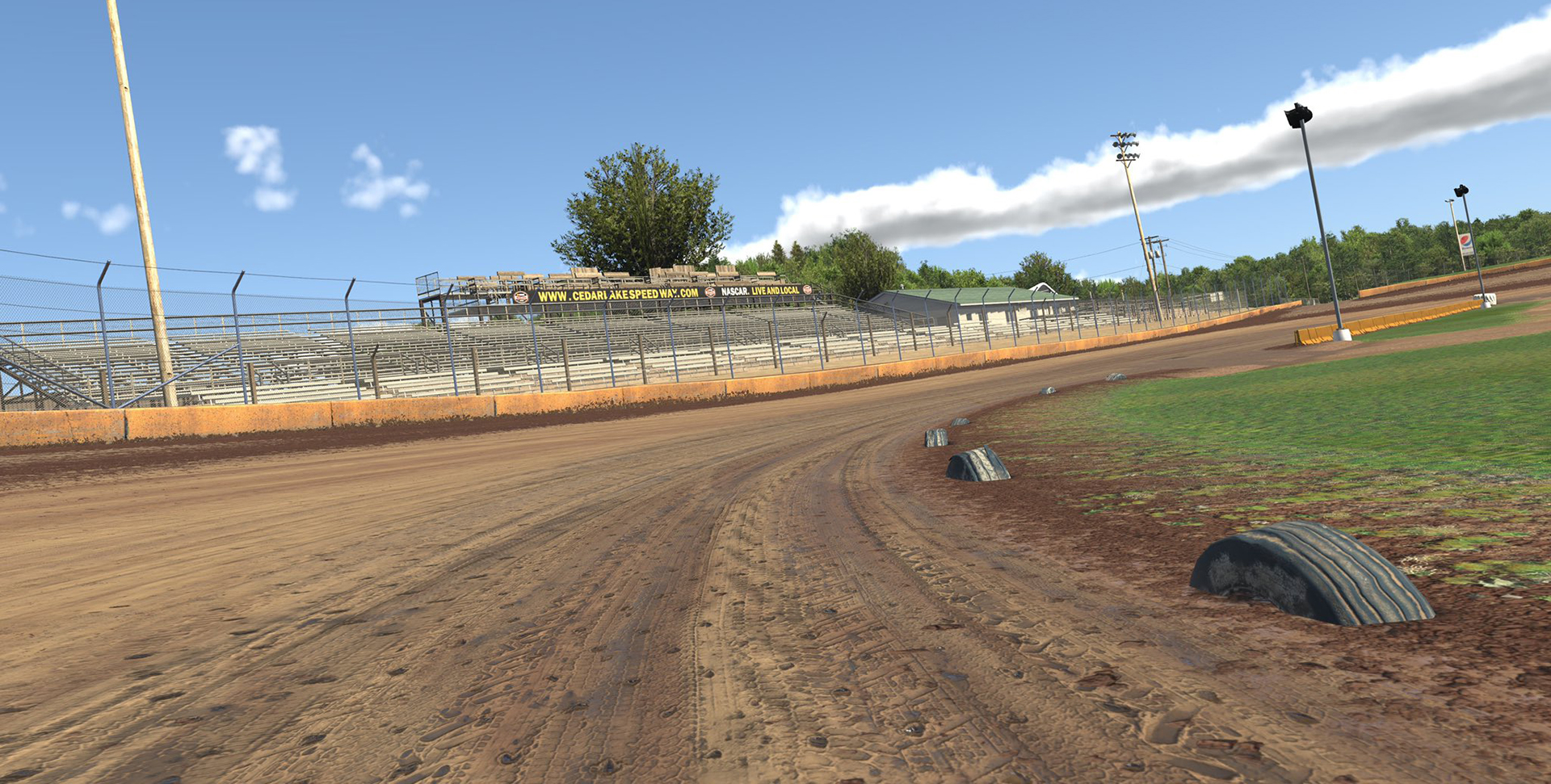 Cedar Lake Speedway Dirt Oval Coming To iRacing