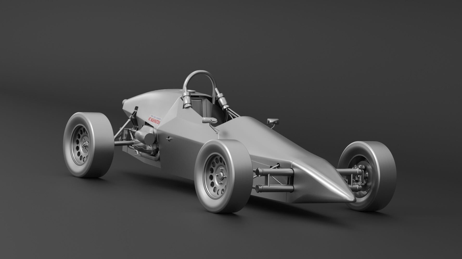 Formula Vee Coming to iRacing in June, 2021